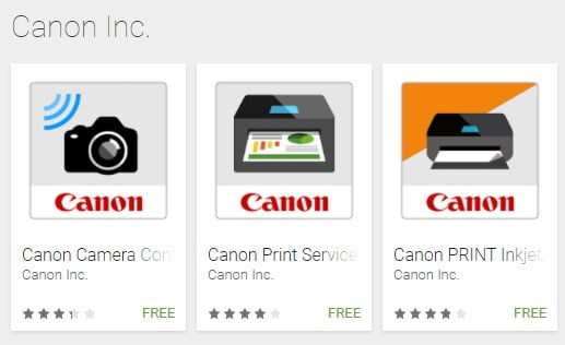 Canon Printer App For Iphone