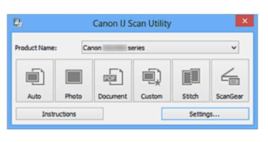 canon scan utility mac download